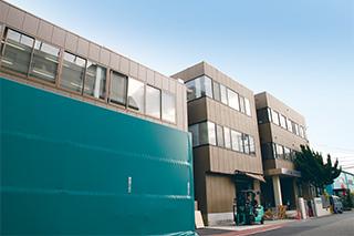 綱島第一工場